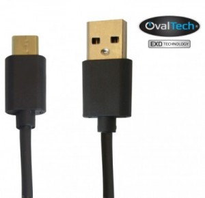 Cable USB Tipo C OVALTECH OVCAB-C002
